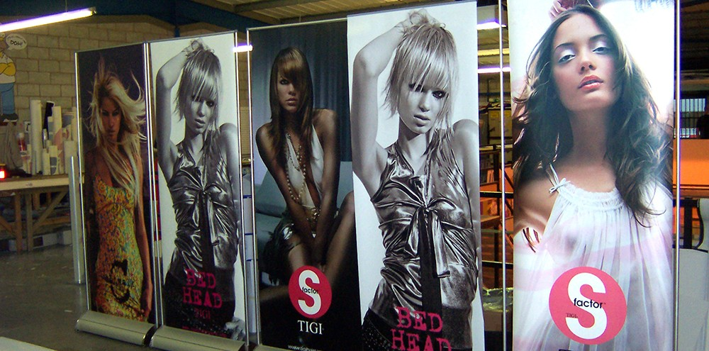 Banner-Up Example