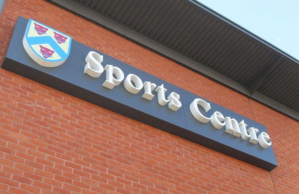 Birmingham School signage