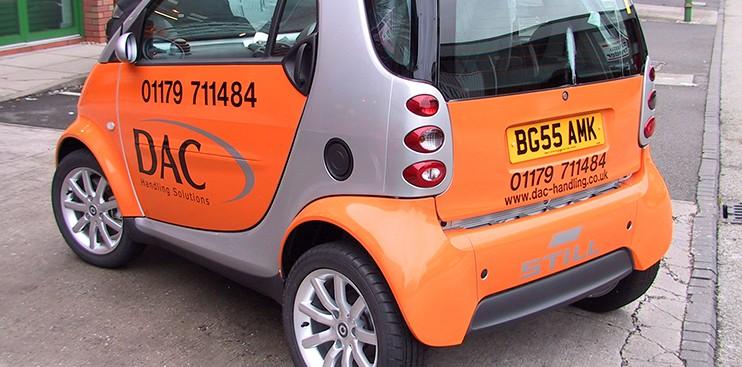Smart Car Graphics