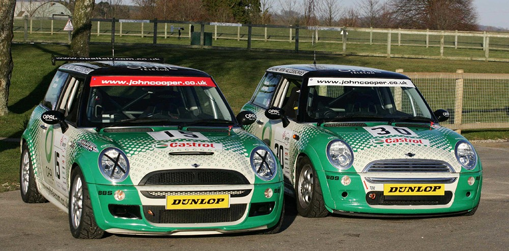 Racing Mini Graphics