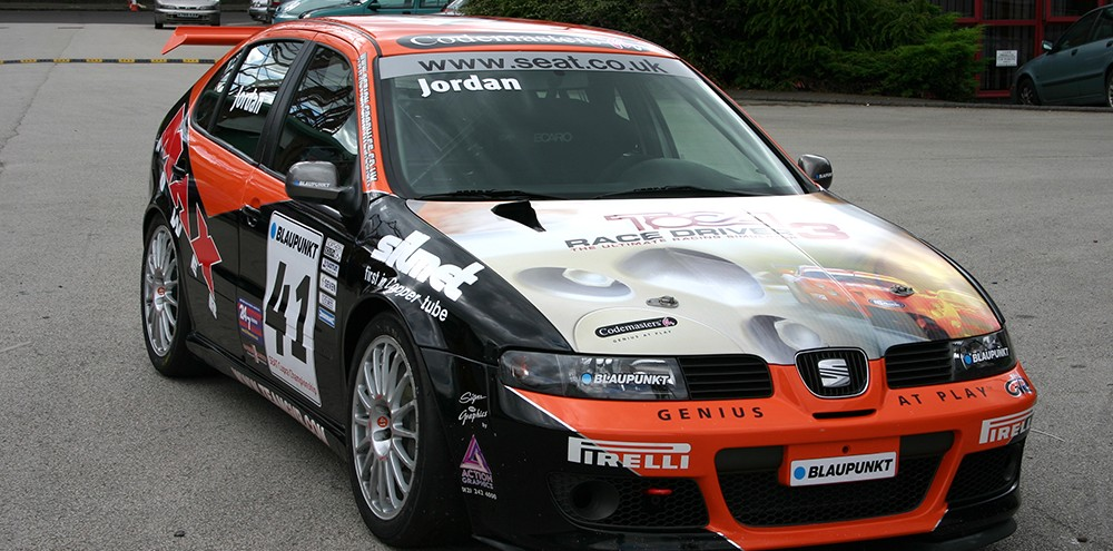 Racing Livery Example