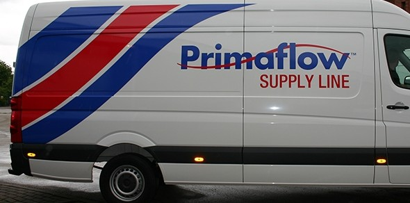 Primaflow Fleet Graphics