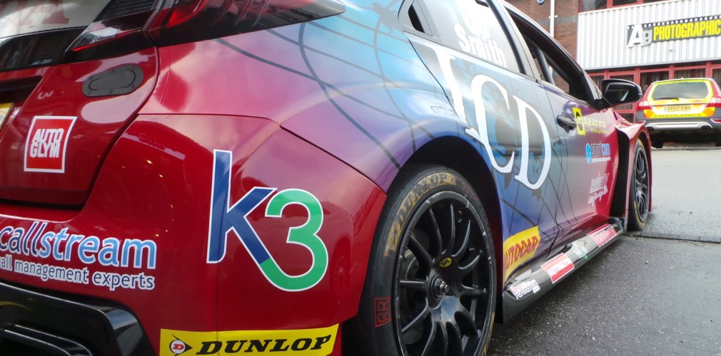 Car Wraps & Vehicle Graphics