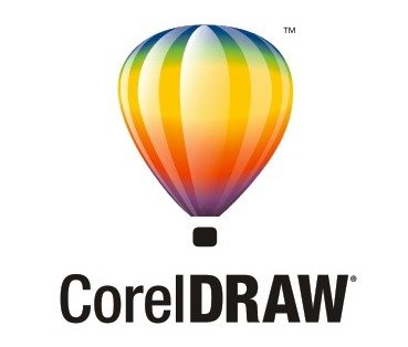 corel draw logo action graphics
